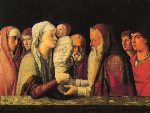 Purificación de Maria Origen del día de la Candelaria