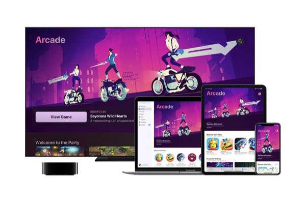 """Juego Apple Arcade del año:""""Sayonara Wild Hearts"""" (Simogo)"""