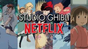 Studio Ghibli llega a Netflix: fechas de estreno de las 21 películas