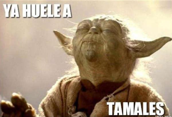 tamales yoda